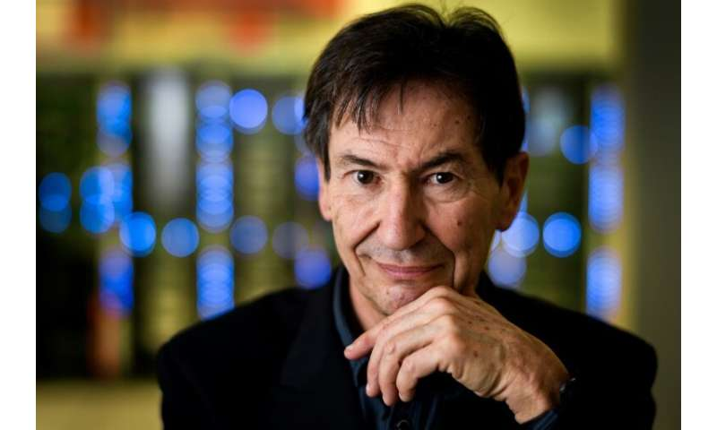 Retired computer scientist Francois Fluckiger took charge of CERN's web team in 1994