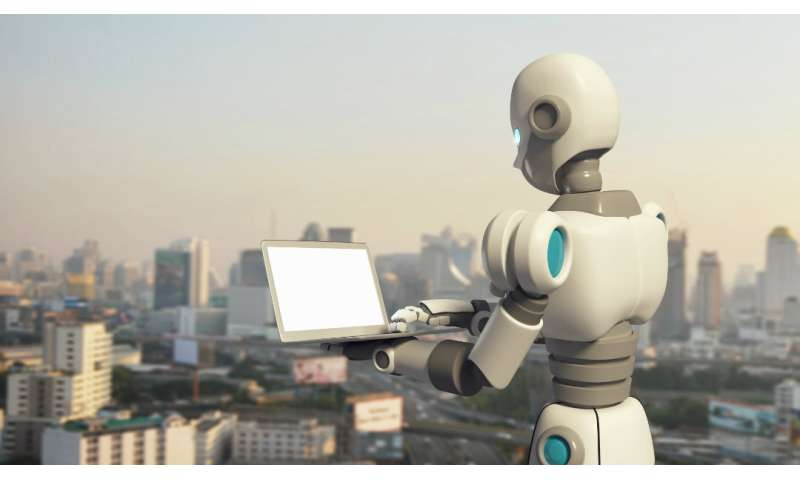 Rise of the robots: Coming to a first-year Intro to Journalism class near you