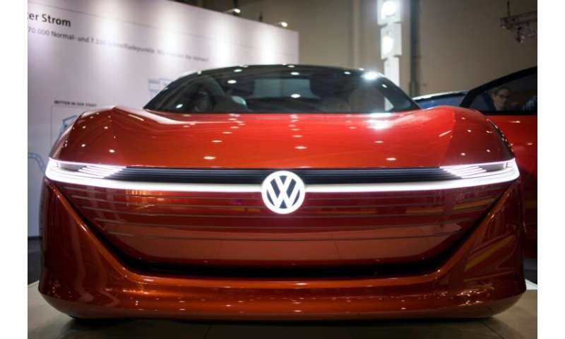 """Rising revenue and profits despite continuing headwinds from the fallout of the """"dieselgate"""" emissions cheating scanda"""