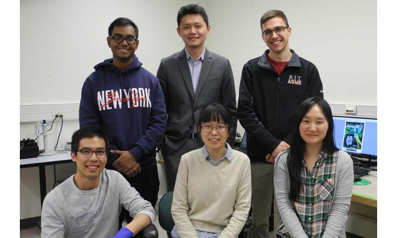 RIT professor develops microfluidic device to better detect Ebola virus
