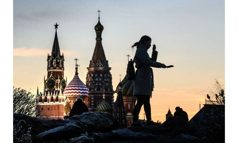 Russia hatches plan to become top tourist draw
