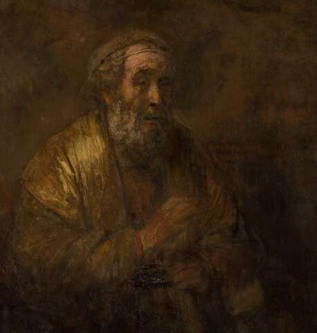 Saving Rembrandt for future generations