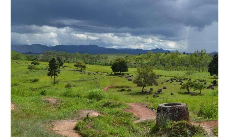 Saving the secrets of the jars of Laos
