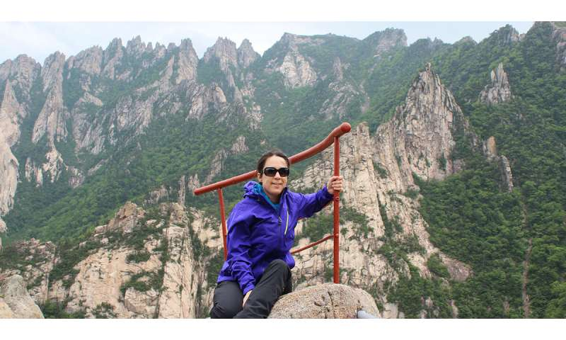 Scholar probes secrets of sacred North Korean mountains