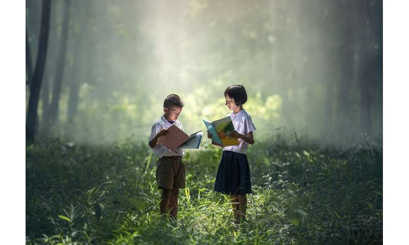 More Testing Less Play Study Finds >> Study Suggests Girls Advantage In Reading Explains Gender Gap In