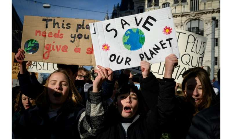 Scientific consensus is hardening that in order for Earth to avoid the worst scourges of climate change, emissions must peak by