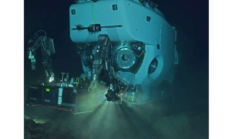 Scientist at work: I'm a geologist who's dived dozens of times to explore submarine volcanoes