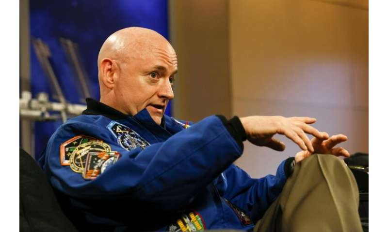 Scott Kelly spent nearly a year aboard the International Space Station and was part of a landmark NASA 'Twins Study' along with