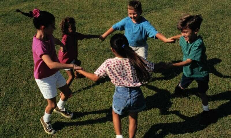 Setting preschoolers on an active path