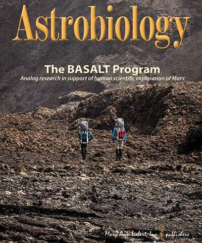 Simulated extravehicular activityscience operations for Mars exploration