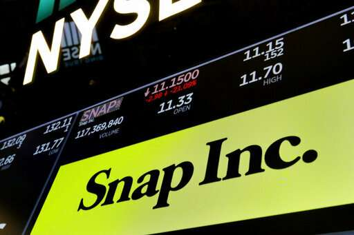 Snap to lose chief financial officer, its 2nd in a year