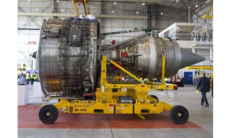 Some parts of the Trent 1000 turbofan engine have worn out more quickly than expected, leading to costly repairs for Rolls Royce