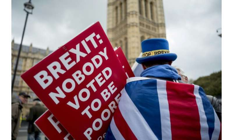 Some politicians in London and Brussels are still hoping Brexit might never happen