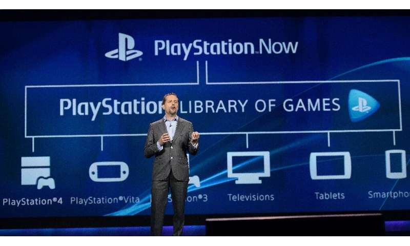 Sony launched its PlayStation Now game service five years ago, allowing titles to be streamed to its current-generation consoles