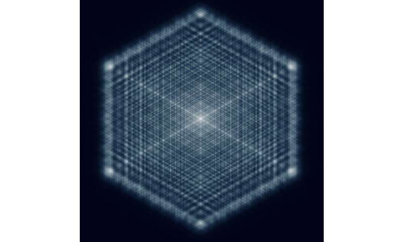 South African-Scottish research team demonstrate fractal light from lasers
