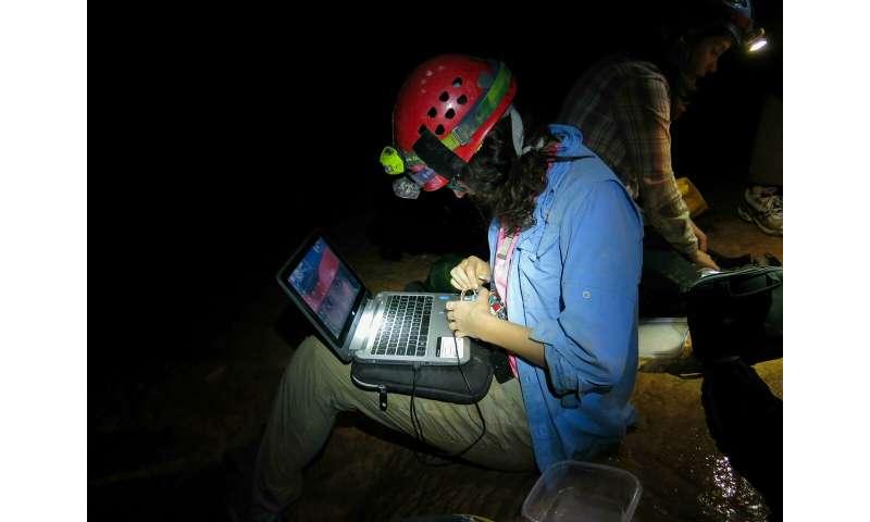 Stalagmite holds key to predicting droughts, floods for India, Vanderbilt team finds