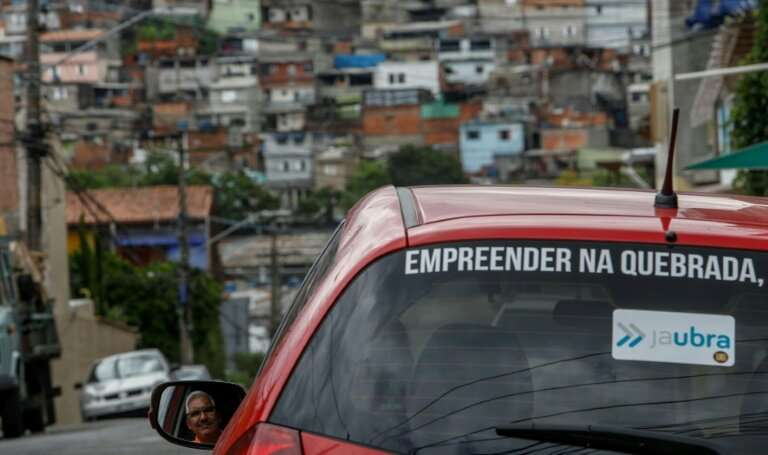 Start-up JaUbra (Uber of slum) has found success providing cab service in parts of Sao Paulo that others consider to risky to en