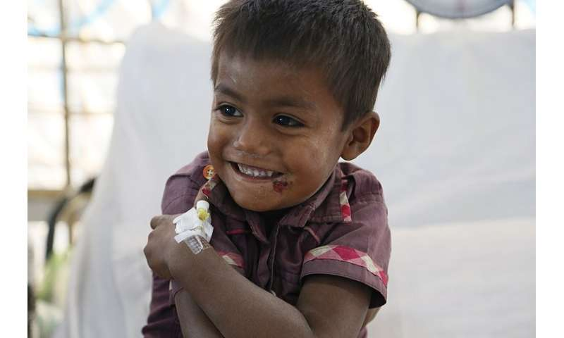Stopping deadly infection outbreaks in the world's largest refugee camp