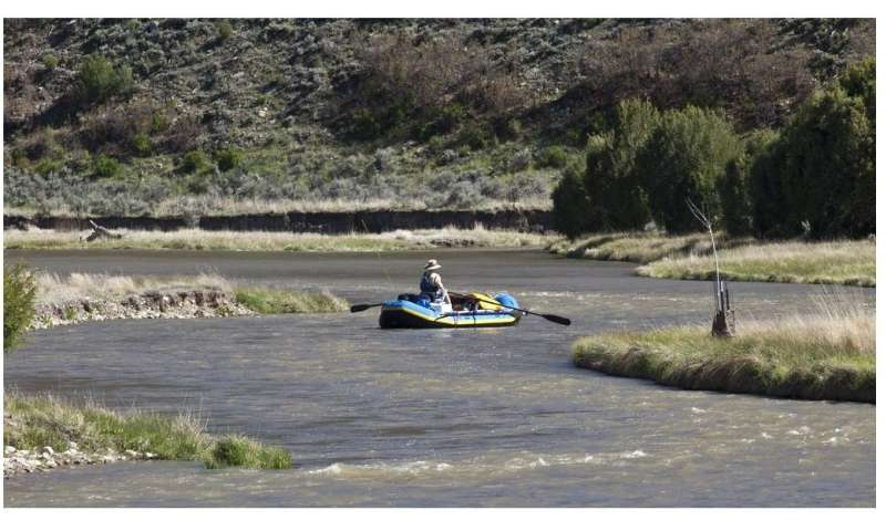Study assesses impacts of water flow management through El Vado Dam