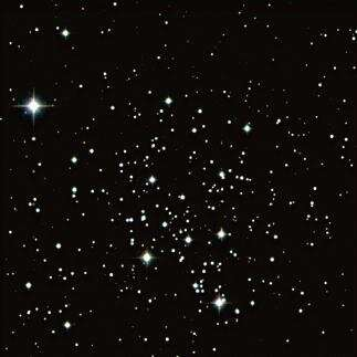 Study finds open cluster NGC 2682 at least two times larger than previously thought