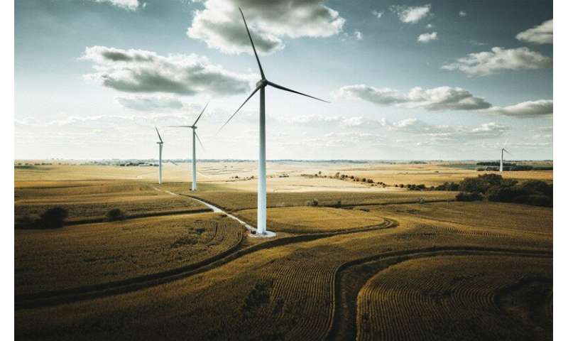 Study finds people prefer wind turbines as neighbors over other energy plants