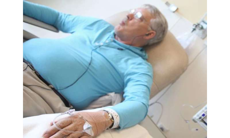 Study reveals high rate of phlebitis caused by IV cannulas