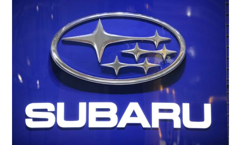 Subaru says a brake light glitch has forced the recall of 2.2 million SUVs