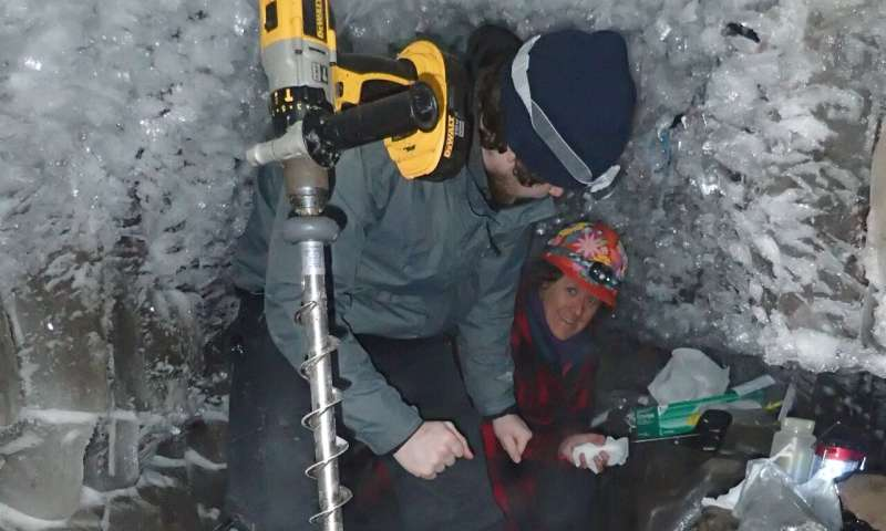 Super salty, subzero Arctic water provides peek at possible life on other planets