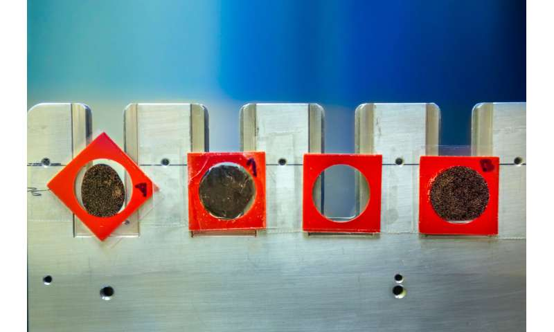 Sweet neutron science shines new light on dark chocolate's tastiness