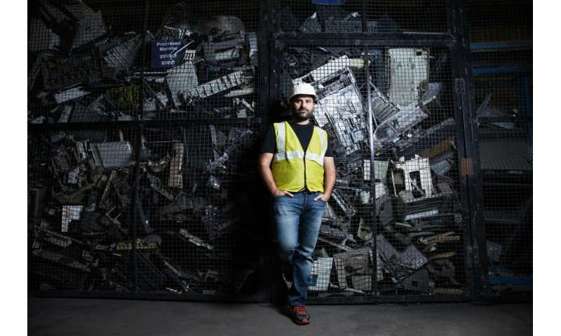 Tackling India's e-waste recycling crisis