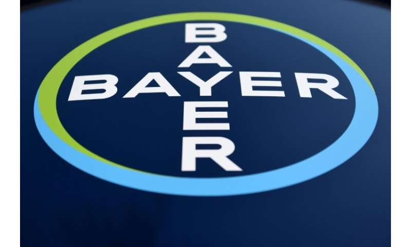 Taking over seeds and pesticides maker Monsanto slump weighed on German chemicals and pharmaceuticals giant Bayer's bottom line