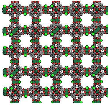 Taming defective porous materials for robust and selective heterogeneous catalysis