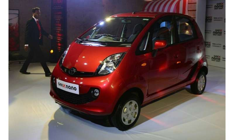 """The 2015 Tata Nano GenX boasted upgraded features but it could never shake off its tag as the """"world's cheapest car"""""""