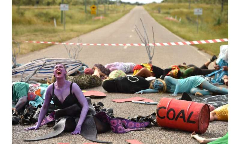 The Adani coal mine has been under fierce debate—and protest—for almost a decade