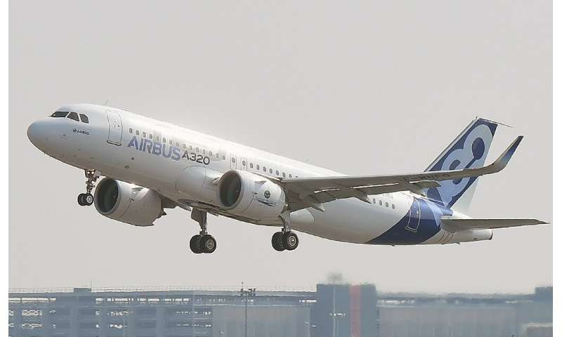 The Airbus A320neo - the revamped and more fuel efficient version of Airbus's most popular single aisle passenger jet – has driv