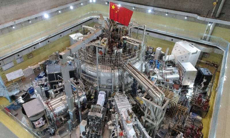 China's quest for clean, limitless energy heats up