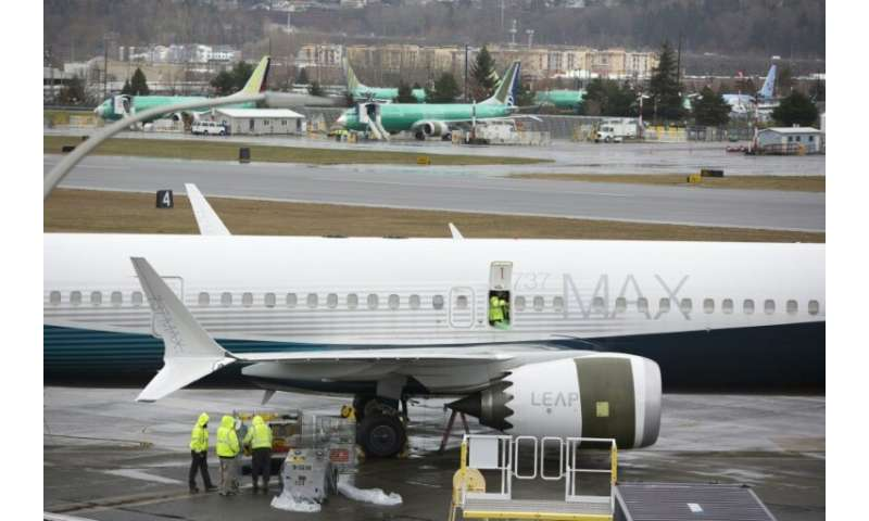 The ban on Boeing 737 MAX aircraft spread worldwide after the US joined other countries in grounding the plane