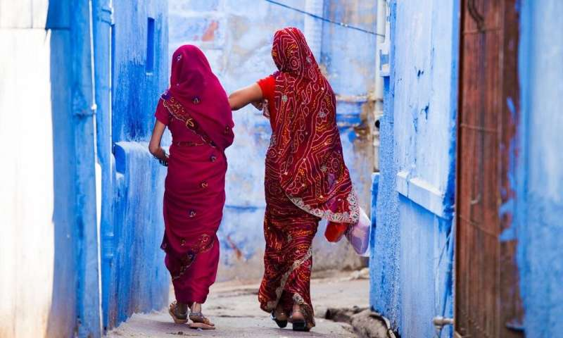 The conspicuous absence of women in India's labour force