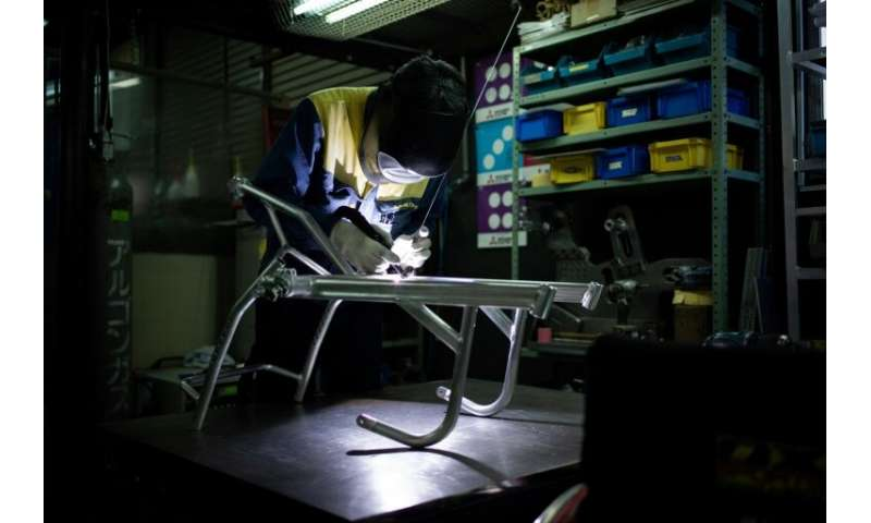 The detailed process of designing and manufacturing wheelchairs at OX Engineering remains top secret