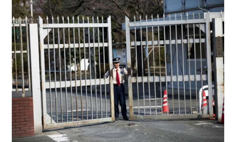 The detained executive was initially kept in a tiny room with Japanese-style tatami for sleeping—sparking outrage from abroad