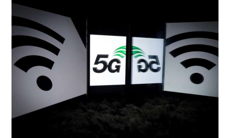 The development of 5G wireless technology is what underpins mobile phone makers' hopes that they can boost sales which have rece