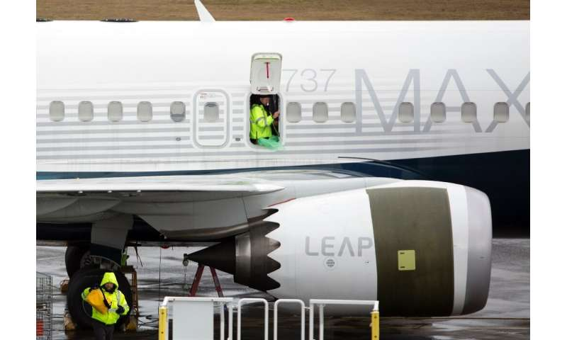 The FAA is expected to face tough questioning in Congress Wednesday over its certification of the 737 MAX, which has been ground