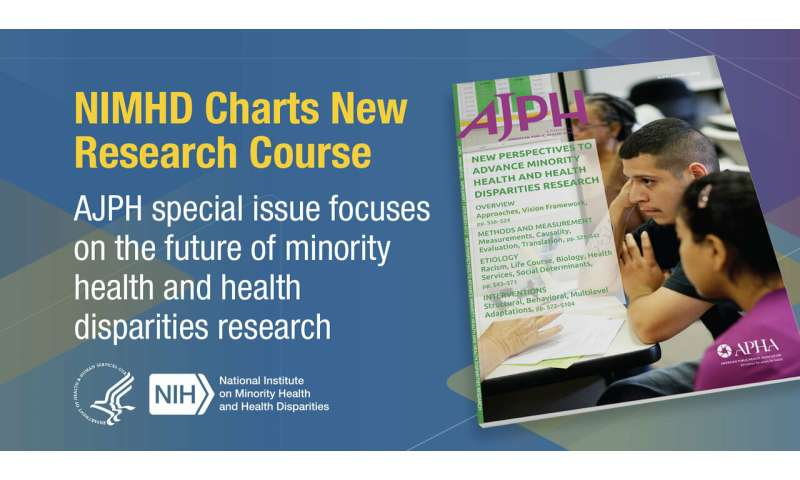 The future of minority health and health disparities research is here