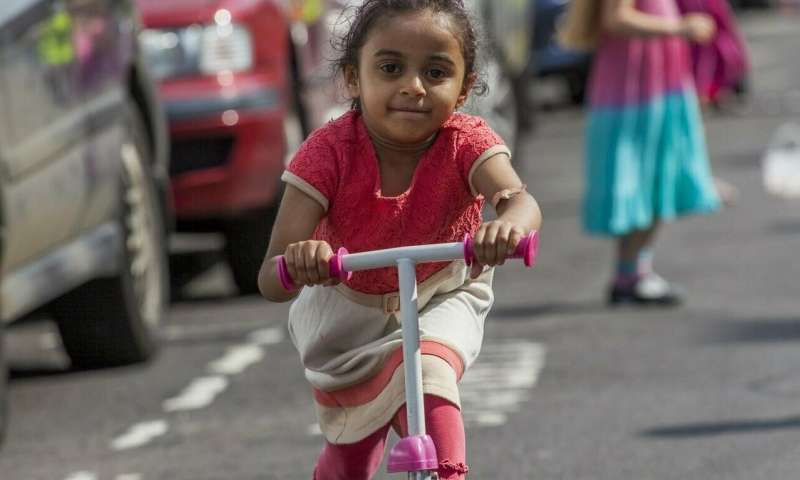 The grassroots revolution making it normal for children to 'play out' again