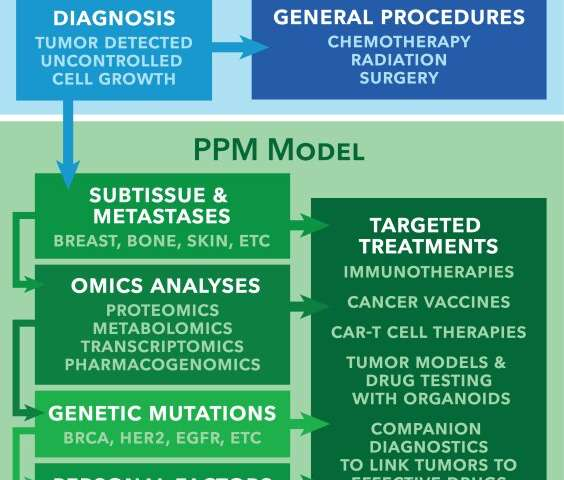 The growing role of precision and personalized medicine for cancer treatment