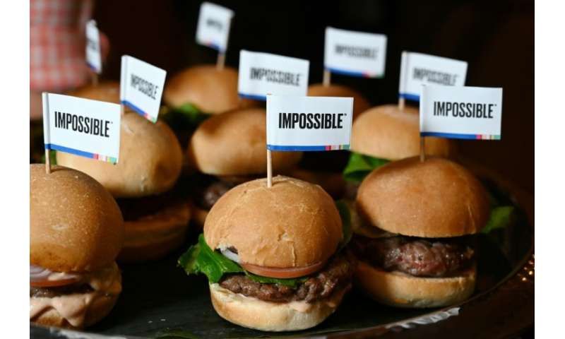 The Impossible Burger 2.0, the new and improved version of the company's plant-based burger was launched at the Consumer Electro