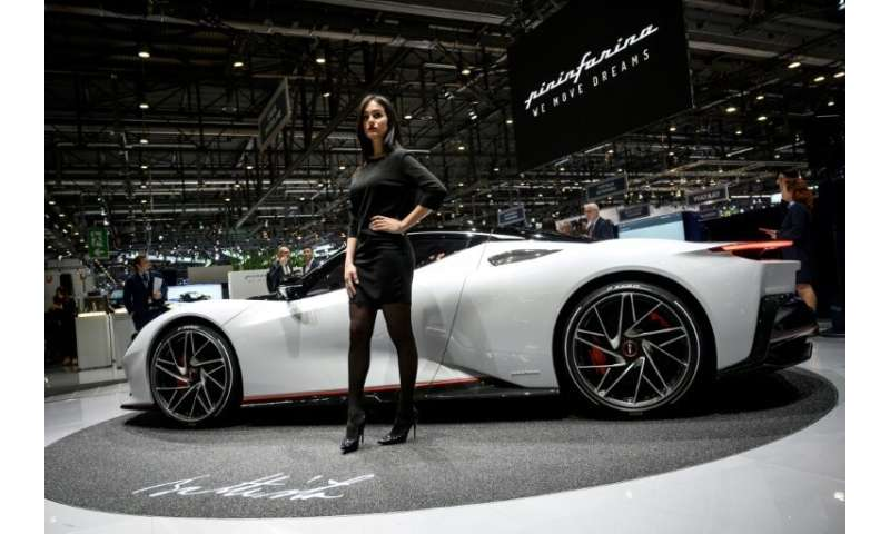 The new fully electric Pininfarina Battista 'hypercar' will set you back around two million euros
