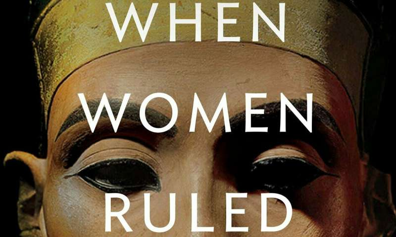 The parallels of female power in ancient Egypt and modern times