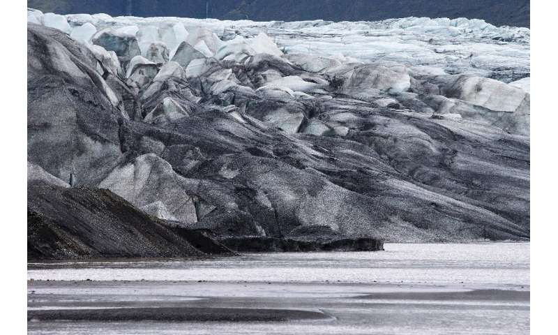 The park is named after Europe's largest glacier