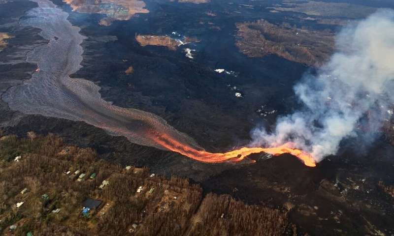 The 'pulse' of a volcano can be used to predict its next eruption